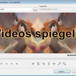 Free Video Flip and Rotate – Videos spiegeln und drehen