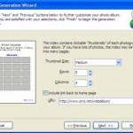 Online Foto Album erstellen – Freeware Generator