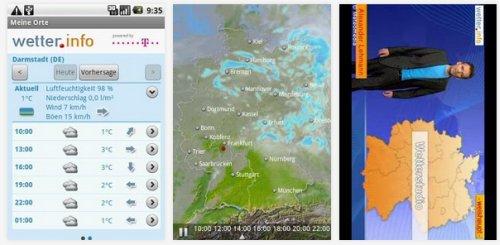wetter.info App