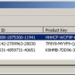 Windows oder Office Lizenzschlüssel mit Freeware auslesen
