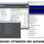 Kostenlose Tools um Windows optimieren und aufräumen zu können