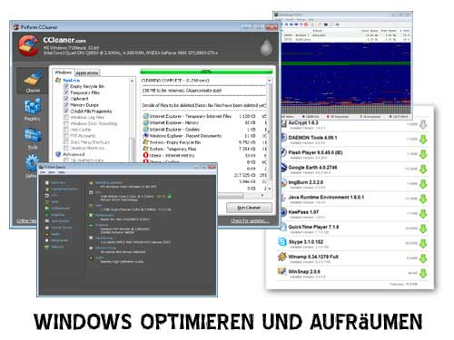 Windows optimieren